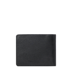 Uranus W1 Sb(Rf) Men s Wallet Manhattan,  black