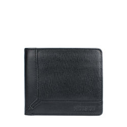 290-36 (Rf) Men's wallet,  black