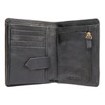 L108 Men s Wallet, Regular,  black
