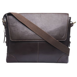 FERRARI 01 Messenger bag,  brown