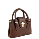 Ruby 01 Women s Handbag, Cow Escada,  brown