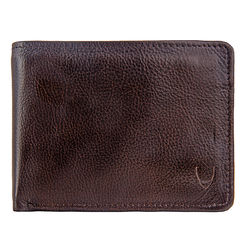 L103 Men's wallet, regular,  brown