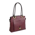 Amore 01 Women s Handbag, Elephant Ranch Melbourne Split,  aubergine