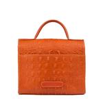 Mb Tracey Women s Handbag, Baby Croco Melbourne Ranch,  lobster