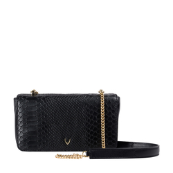 Hidesign X Kalki 3 A. M 02 Women's Handbag Snake,  black