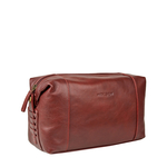 Nicholson 03 Washbag, regular,  red
