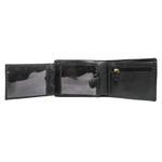 L103 (Rf) Men s wallet,  black