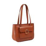 HIDESIGN X KALKI REBEL 01 WOMEN S SHOULDER BAG DENVER,  tan