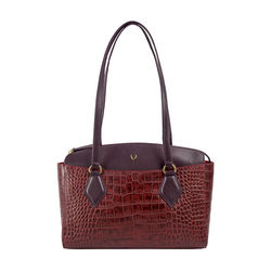 Kasai 03 Sb Women's Handbag, Croco,  red