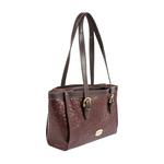 Dubai 01 Sb Women s Handbag Ostrich,  brown