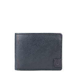 Vw002 (Rf) Men's wallet,  black