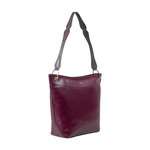 DANCING 03 WOMEN S HANDBAG, PERFORATED MELBOURNE RANCH,  cardinal