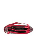 Opal 01 Women s Handbag, Cowdeer Ranch,  aubergine