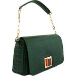 Grimina 01 Women s Handbag, Cement Croco Ranch,  black