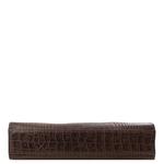 Kester Women s Handbag, Croco,  brown