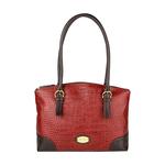 Saturn 01 Sb Women s Handbag, Croco Melbourne Ranch,  red