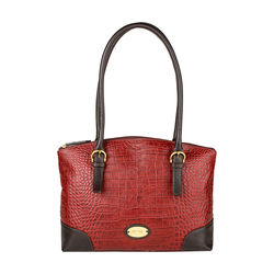 SATURN 01 SB Handbag,  red