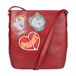 Beast 02 Women s Handbag, Ranch,  red
