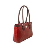 Amethyst 01 Women s Handbag, Khyber Cow Escada,  red