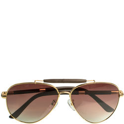 Jamaica Men's sunglasses,  gold