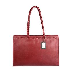 Juno 03 Handbag, roma,  red