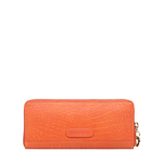 CHARLESTON W2 (RFID) WOMEN S WALLET BABY CROCO,  lobster