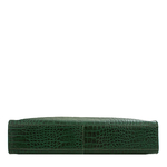 Sb Fabiola 01 Women s Handbag, Croco Melbourne Ranch,  emerald green