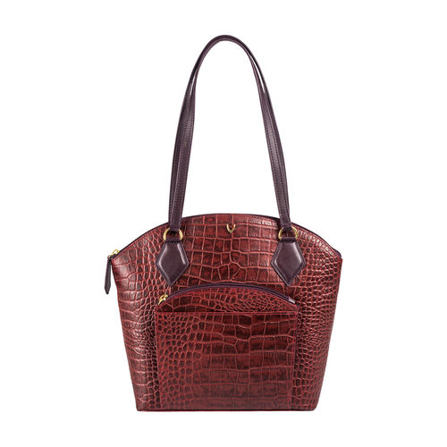 Kasai 02 Sb Women s Handbag, Croco,  red