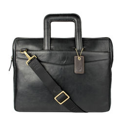 Douglas 03 Laptop bag,  black
