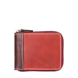 310 030[ Rfid] Sb Men's Wallet, Waxed Split,  marsala