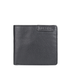 URANUS W1 SB (Rf) Men's wallet,  black