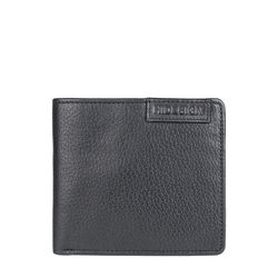 Uranus W1 sb (Rfid) Men's Wallet Regular,  black