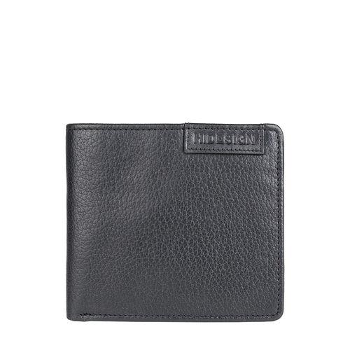 Uranus W1 sb (Rfid) Men s Wallet Regular,  black