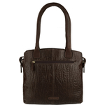 Amore 01 Women s Handbag, Elephant Ranchero,  brown
