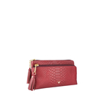 Paola 01 Women s Wallet, Cow Snake,  red