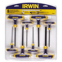 Irwin T-Handle Hex Key Set (mm)
