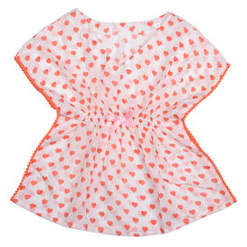 Pink Hearts Tunic, 4yr-5yr