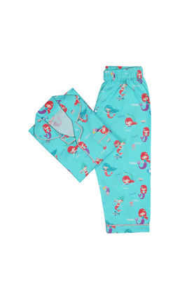 Magical Mermaid PJ Set, 6m-12m