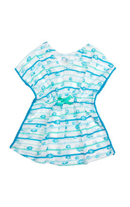 Blue Clouds Tunic, 6m-12m