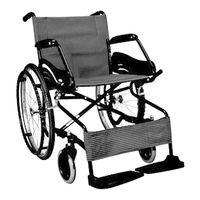 Soma Light-weight wheelchair - Large wheels (SM100.3)