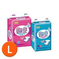 Dr. C Adult Diaper Regular (Large)