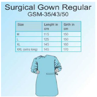 Surgical Gown Regular