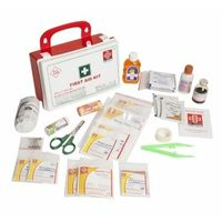 First Aid Kit for home emergency use