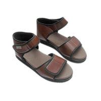 Diabetic footwear - Womens - Flora Black, 6