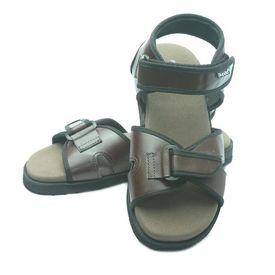 Diabetic footwear - Mens - Trekker - Brown, 9