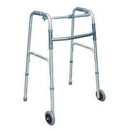 Walker with wheels (912L)
