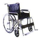 Basic Chrome-plated manual wheelchair (WCKSUN1C)