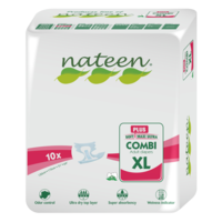Disposable Adult Diaper - Nateen Plus- XLarge