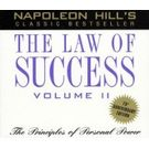 The Law of Success, Vol. 2: The Principles of Personal Power[ Audiobook, CD, Unabridged] [ Audio CD] Napoleon Hill (Author) , Mario Rosales (Reader)