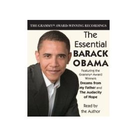 The Essential Barack Obama: The Grammy Award-Winning Recordings[ Abridged, Audiobook] [ Audio CD] Barack Obama (Author, Reader)